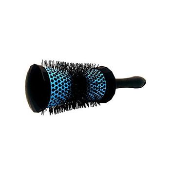Large Ceramic Concave Round Brush, Body and Volume Brush for Long Hair
