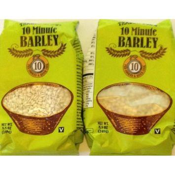 Trader Joe's 10 Minute Barley (Pack of 2)
