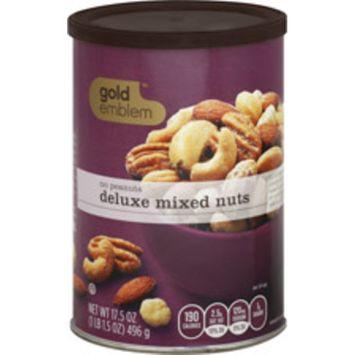 Gold Emblem Deluxe Mixed Nuts No Peanuts