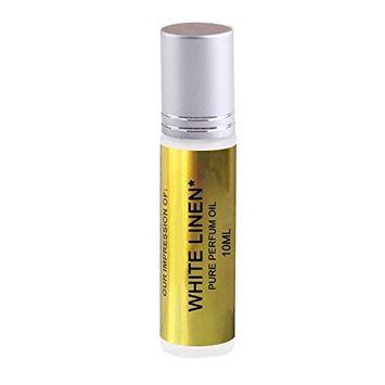 Perfume Studio Premium Fragrance Oil IMPRESSION with SIMILAR Perfume Accords to: -(WHITE_LINEN_PERFUME)_WOMEN; 100% Pure No Alcohol Oil (Perfume Oil VERSION/TYPE; Not Original Brand)
