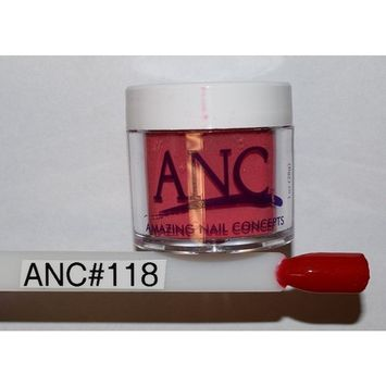 ANC Dipping Powder 1 oz #118 Hot Lips