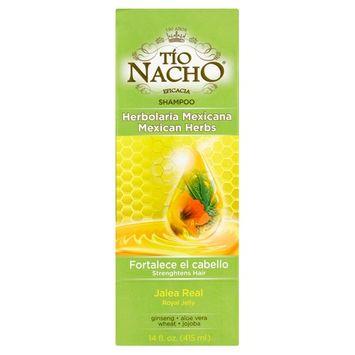 Tio Nacho Mexican Herbs Royal Jelly Strengthens Hair Shampoo, 14 fl oz