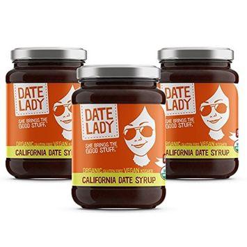 California Organic Date Syrup