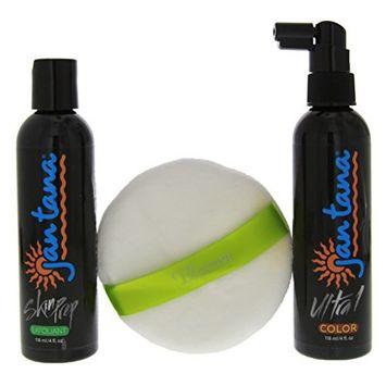 Jan Tana Ultra 1 Color & Skin Prep 2-4 fl oz bottles