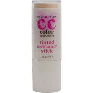 Hard Candy CC Color Correcting Tinted Moisturizer Stick 830 Light .48 Oz.