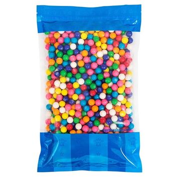 Bulk Mini Dubble Bubble Gumballs - 5 lbs in a Resealable Bomber Bag - Great for Vending Machine Refills - Wholesale - Parties
