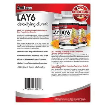Ideal Marketing Concepts Amilean Lay 6 - 30 Capsules