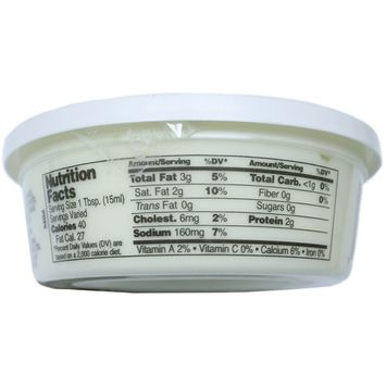 Ole Mexican Foods La Banderita Mild Cheese Dip, 8 Oz.