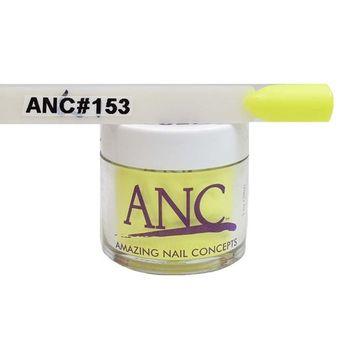 ANC Dipping Powder 1 oz #153 Neon Yellow