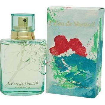 L'eau De Monteil By Monteil For Women. Eau De Parfum Spray 1.7 Ounces