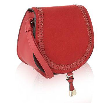MKF Collection by Mia K Farrow Simply Elegant Saddle Bag