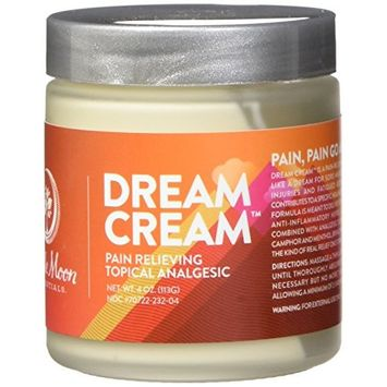 Little Moon Essentials Dream Cream Pain Relieving Topical Analgesic, 4 Ounce