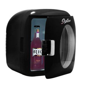 Igloo MIS462-Black 12 Can Beverage Cooler Refigerator, Black - Refurbished