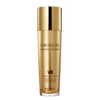 Seantree sea Ntree - Snail Gold 24K Essential Emulsion 130ml 130ml