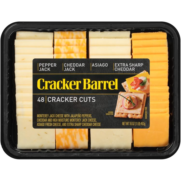 Cracker Barrel Cracker Cuts Party Tray