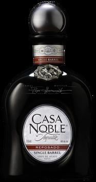 Casa Noble Reposado Single Barrel Tequila, 80 Proof