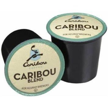 Caribou Coffee Caribou Blend 24 K-cups.