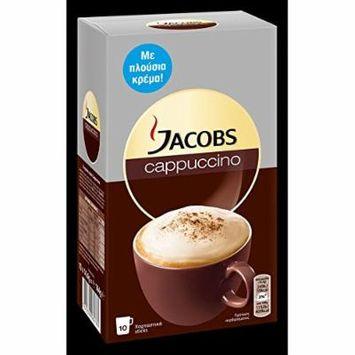 Jacobs Cappuccino 10 Sachets