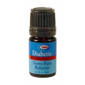Miracle Plus Homeopathic Nerve Pain Reliever- Fast Relief & Easy to Use for Tingling and Shooting Pain in Hands and Feet.