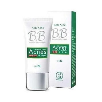 Mentholatum Medicated Anti-Acne BB Cream SPF20 30g