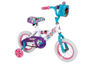 Disney 12 Doc McStuffins Bike - HUFFY CORP.
