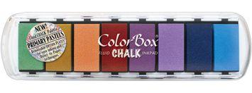 Clearsnap Prim Pastl-Fluid Chalk Optn Pad