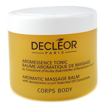Decleor Aromessence Tonic Aromatic Massage Balm Salon Size - 500ml-16.9oz