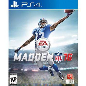 Ea Sports Madden Nfl 16 - Playstation 4
