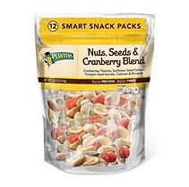 Planters Nuts Seeds and Cranberry Blend Snack Packs
