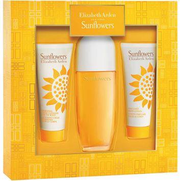Elizabeth Arden Sunflowers Fragrance Gift Set, 3 pc