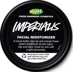 LUSH Imperialis Facial Moisturizer