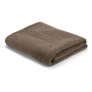 Hugger Mugger Eco Wool Yoga Blanket