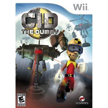 O Games Cid The Dummy (Wii)