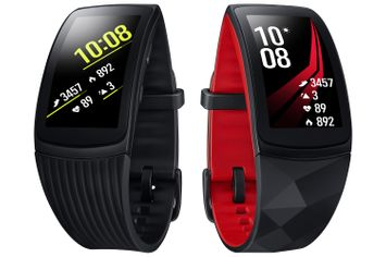 Samsung GPS Fitness Band Gear Fit2 Pro Watch