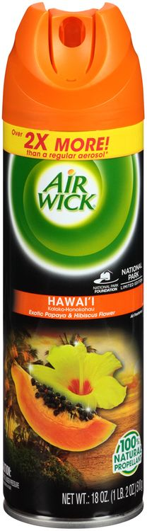 Air Wick® Hawai'i Kaloko-Honokohau Exotic Papaya & Hibiscus Flower Air Freshener
