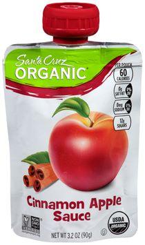 Santa Cruz Organic® Cinnamon Apple Sauce