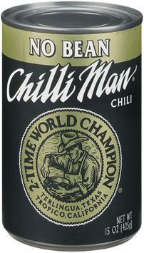 Chilli Man No Bean Chili