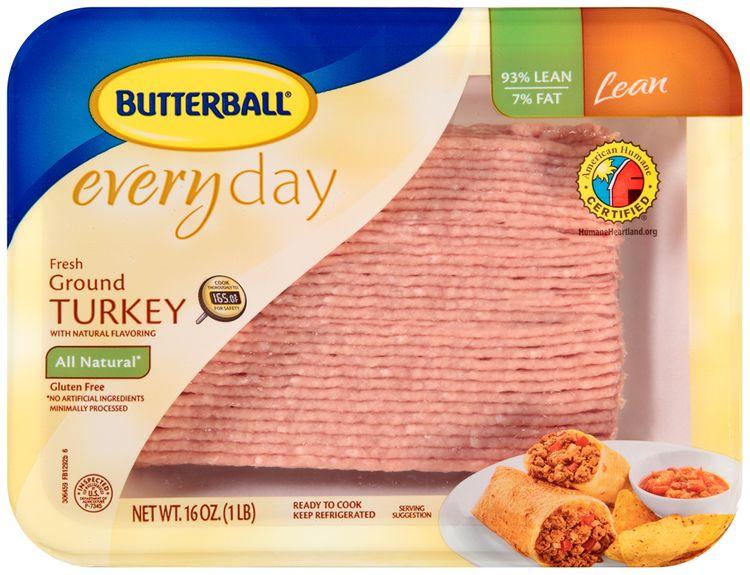 Butterball® Everyday Fresh 93% Lean Ground Turkey