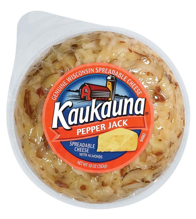 Kaukauna Pepper Jack Spreadable Cheeseball