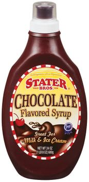 Stater bros Chocolate Flavored Syrup