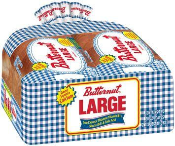 Butternut® Large Enriched Bread
