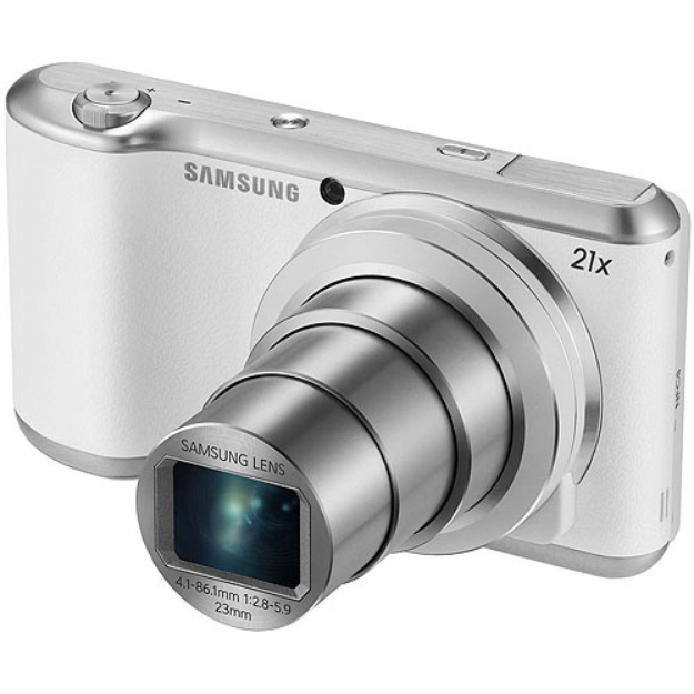 """Samsung Galaxy Camera 2 16.3MP CMOS with 21X Optical Zoom and 4.8"""""""