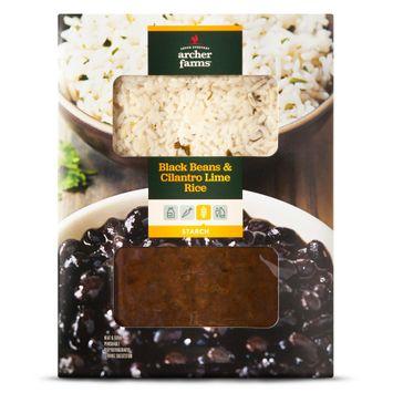 Archer Farms Black Beans & Rice 18 oz