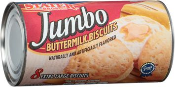 Stater bros® Jumbo Buttermilk Biscuits