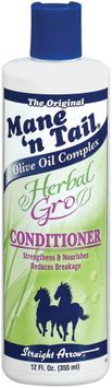 Mane 'n Tail Herbal Gro Olive Oil Complex Conditioner