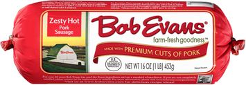 Bob Evans® Zesty Hot Sausage