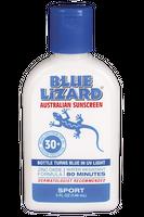 Blue Lizard Sport Zinc Oxide Formula Sunscreen, Spf 30+ Lotion (5 oz)