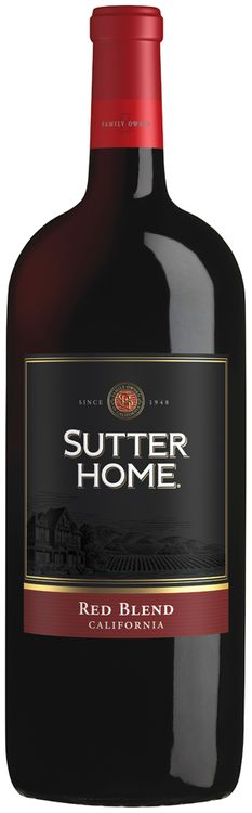 Sutter Home® California Red Wine Blend 1.5 L Bottle