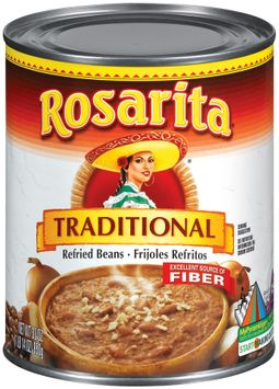 Rosarita Traditional 98% Fat Free