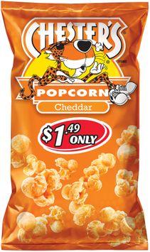 chester's® cheddar popcorn $149 prepriced